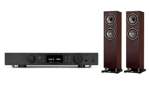 Creek Evolution 100A-DAC + Tannoy Revolution XT 8F - 22414