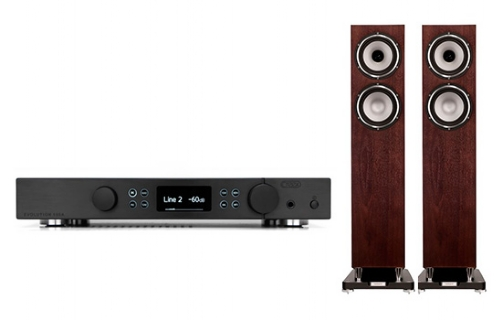 Creek Evolution 100A-DAC + Tannoy Revolution XT 6F - 22417