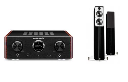 Marantz HD-AMP1 + Concept 40 - 22420