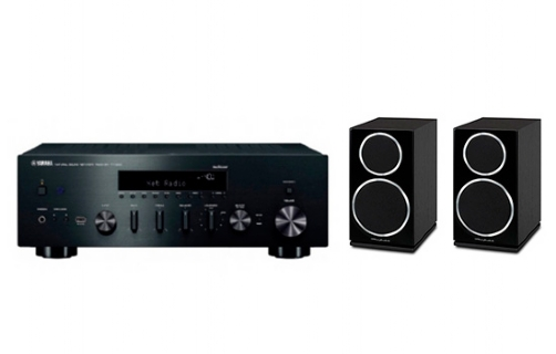 Yamaha R-N602 + DM220 - 22439