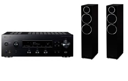 Pioneer SX-N30 + DM230 - 22443
