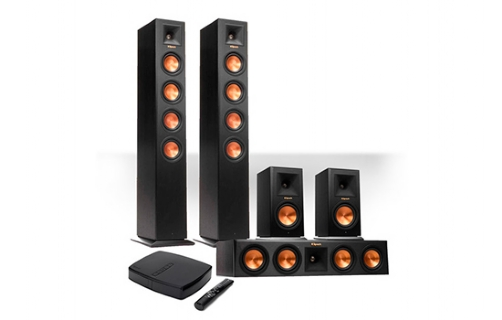 Klipsch 5.0-Channel Floorstanding Speaker System - 22521