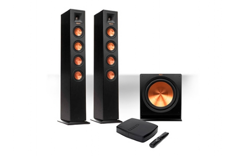 Klipsch 2.1 Floorstanding System with 10 - 22524