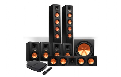 Klipsch 7.1 Floorstanding and Monitor System - 22526