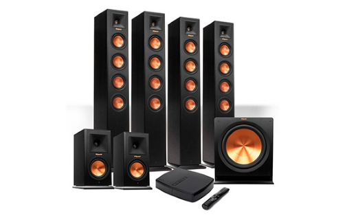 Klipsch 6.1 Floorstanding System with 10 - 22528