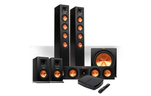 Klipsch 5.1 Floorstanding and Monitor System - 22529