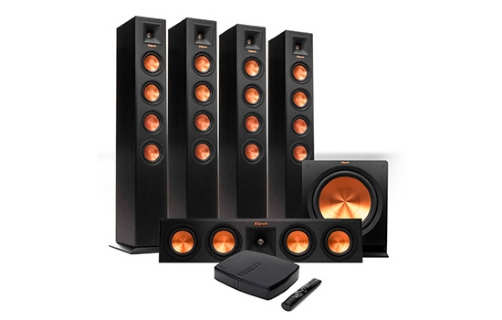 Klipsch 5.1 Floorstanding System with 10 - 22531