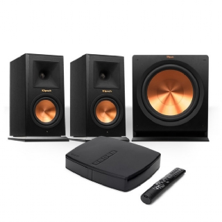 Klipsch 2.1 Monitor System with 10 - 22532