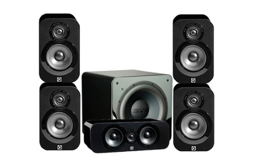 Q-Acoustics 3000 Cinema Pack + SB-2000 - 22614