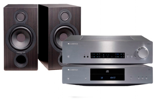 Cambridge Audio CXC + CXA60 + AERO2 - 22645