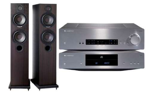 Cambridge Audio CXC + CXA60 + AERO6 - 22646