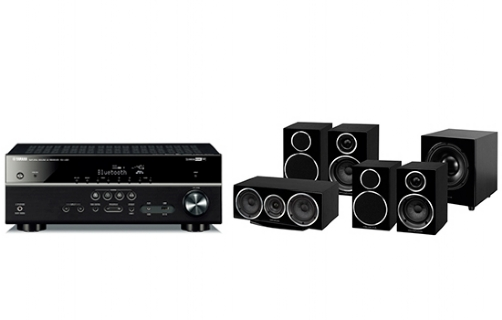 Yamaha RX-V481 +220HC 5.1 - 22732