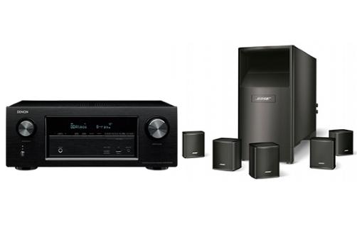 Denon AVR-X2300 + A6 V - 22801