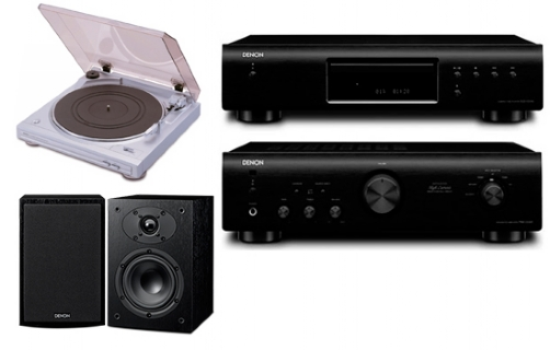 Denon PM520AE+CD520AE+DP29+2SC109N - 22836