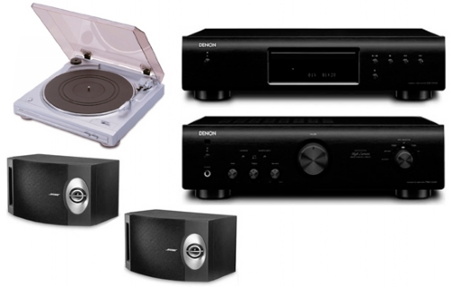 Denon PM520AE+CD520AE+DP29+2B201N - 22837