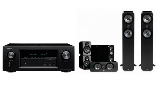 Denon AVR-X2300 + 3050 Cinema Pack - 22843