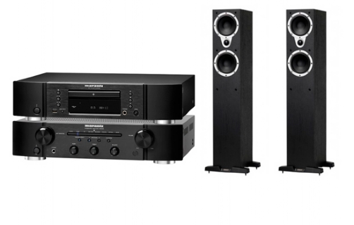 Marantz PM6006 + CD6006 + Eclipse Three - 22908