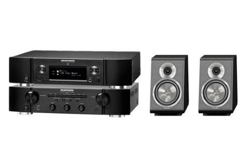 Marantz PM5005 + CD5005 + Principia 1 - 22910