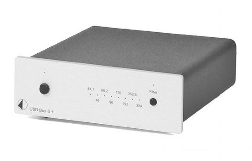 Pro-Ject DAC USB Box S+ - 22935