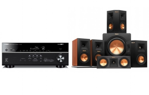 Yamaha RX-V781 + RP-160 Home Theater System - 22991