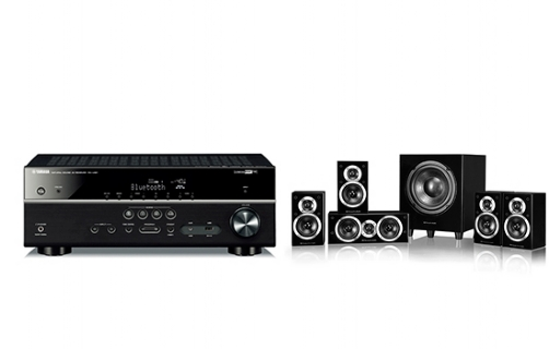 Yamaha RX-V481 + DX-1SE - 23015