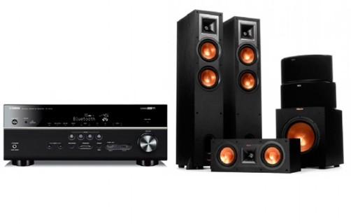 Yamaha RX-V681+R-26F Home Theater System  - 23024