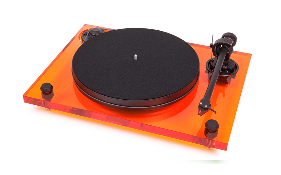 Pro-Ject 2Xperience Primary Clear Acryl - 23077