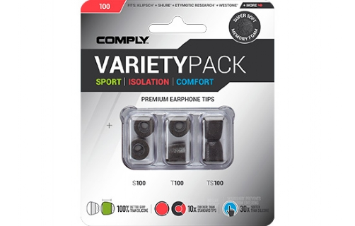 Comply Variety Pack - 23115