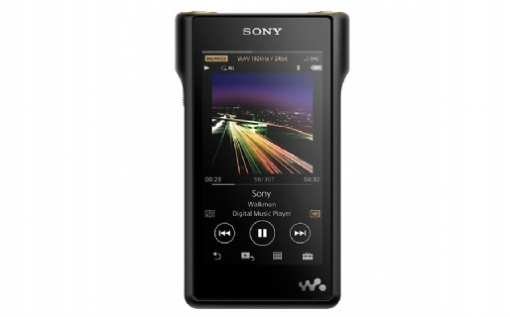 Sony NW-WM1A - 23142