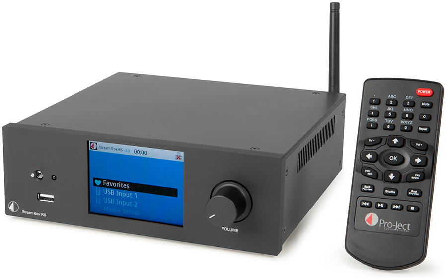 Pro-Ject Stream Box RS  - 23144