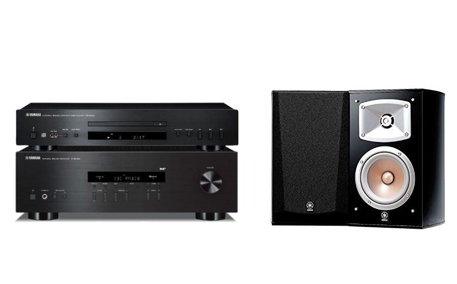yamaha r s202d ns 333 cd s300. Black Bedroom Furniture Sets. Home Design Ideas