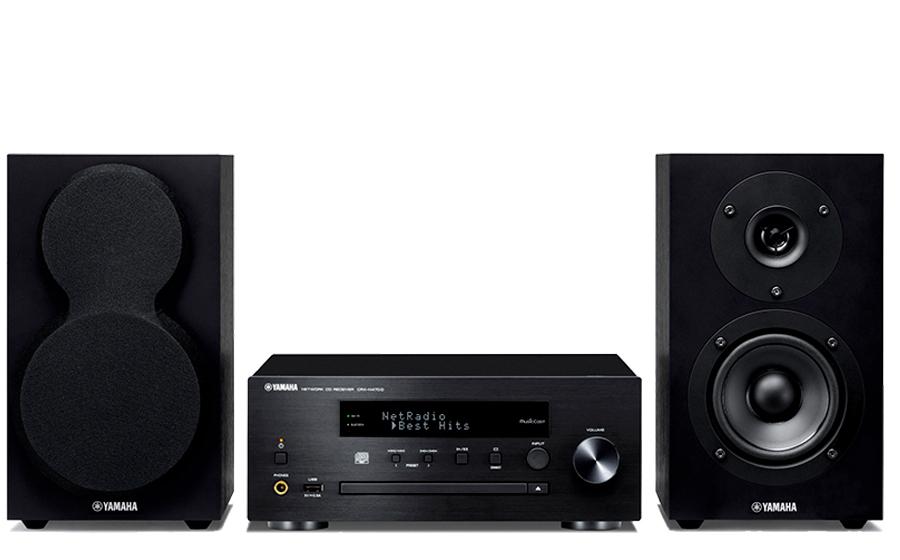 Yamaha MCR-N470D - 23186