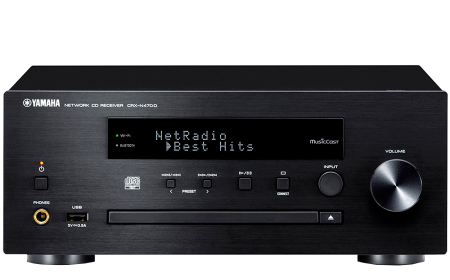 Yamaha CRX-N470D - 23187