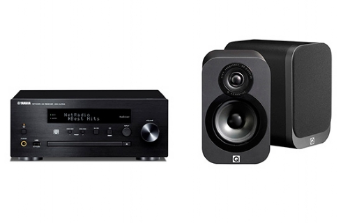 Yamaha CRX-N470D + 3010 - 23188