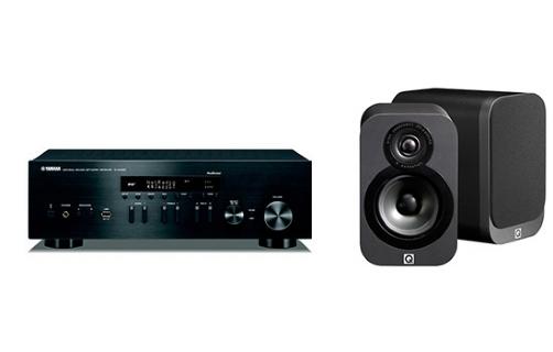 Yamaha R-N402D + Q-Acoustics 3010 - 23281