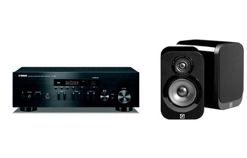 Yamaha R-N402D + Q-Acoustics 3020 - 23282