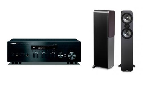 Yamaha R-N402D + Q-Acoustics 3050 - 23283