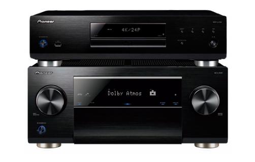 Pioneer SC-LX501 + BDP-LX58 - 23352
