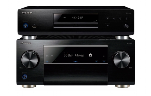 Pioneer SC-LX801 + BDP-LX58 - 23356