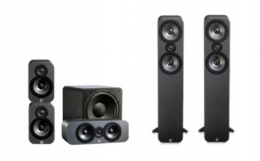 Q-Acoustics 3050 Cinema Pack + SB-1000 - 23517