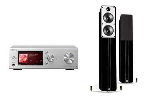 Sony HAP-S1 + Concept 40 - 23525
