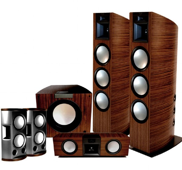klipsch p 38f1. Black Bedroom Furniture Sets. Home Design Ideas