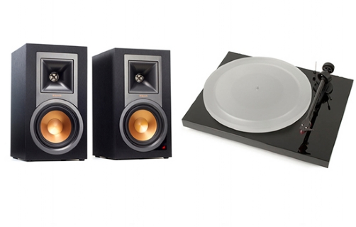 Klipsch R-15PM + Debut Carbon Esprit (DC)/2M Red - 23577