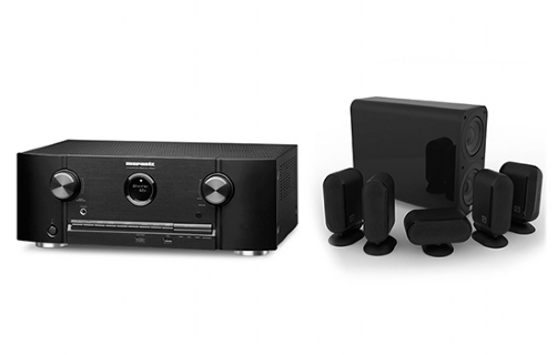 Marantz SR6011 + 7000i 5.1 Cinema Pack - 23649