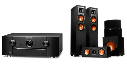 Marantz SR6011 + R-28F Home Theater System - 23655