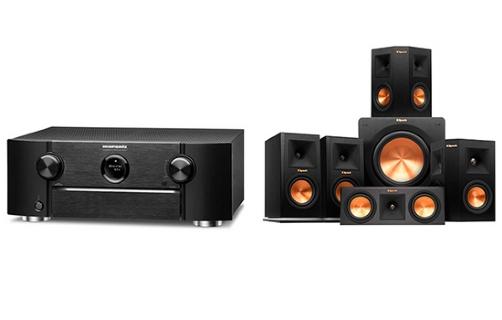 Marantz SR6011 + RP-160 Home Theater System - 23657
