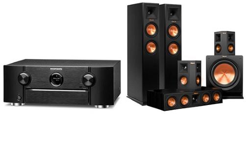 Marantz SR6011 + RP-260 Home Theater System - 23659