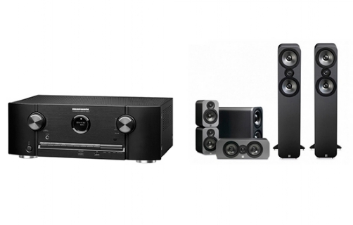 Marantz SR6011 +3050 Cinema Pack - 23669