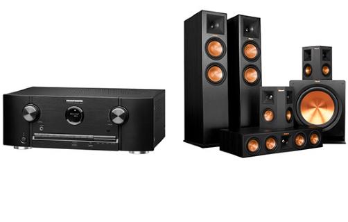 Marantz SR5011 + RP-280 Home Theater System - 23693