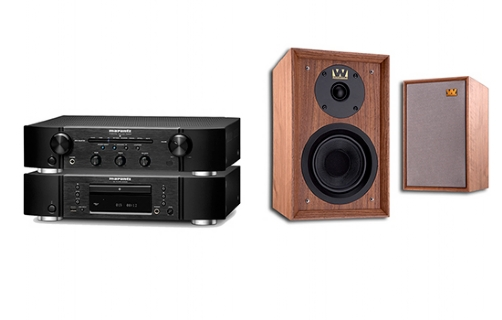 Marantz PM6006+CD6006+Denton - 23696
